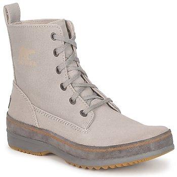 Chaussures Homme Boots Sorel SOSOREL Gris