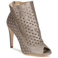 Chaussures Femme Bottines Bourne RITA Argenté
