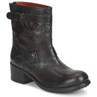 Schuhe Damen Boots Fru.it PINI Kaki