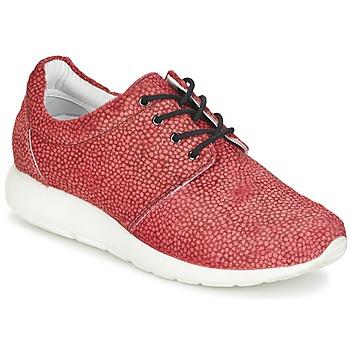 Schuhe Damen Sneaker Low Maruti WING Rot