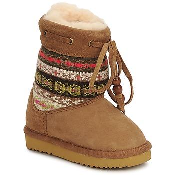 Chaussures Enfant Bottines Love From Australia KIDS NAVAJO CARAMEL