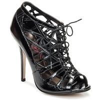 Schuhe Damen Sandalen / Sandaletten Lipsy SHEZZA Schwarz