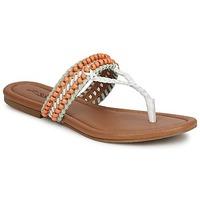 Scarpe Donna Sandali Lucky Brand DOLLIS Nude / White / Mint