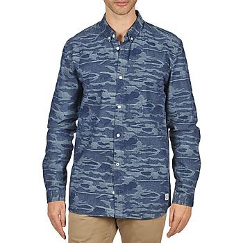 Abbigliamento Uomo Camicie maniche lunghe Suit ROD Blu