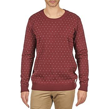 Kleidung Herren Pullover Suit PERRY Bordeaux