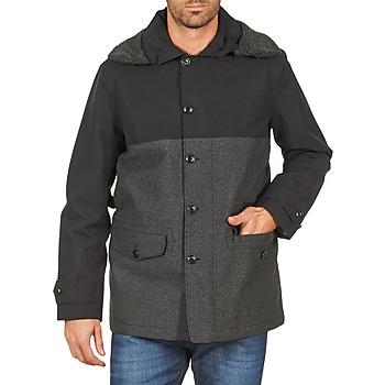 Vêtements Homme Manteaux Aigle SHERPAFIELD Noir/gris