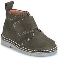 Schuhe Kinder Boots Citrouille et Compagnie ISINI Grau