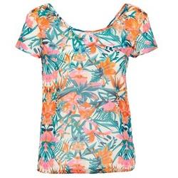 Abbigliamento Donna Top / T-shirt senza maniche LTB SEHITABLE Multicolore