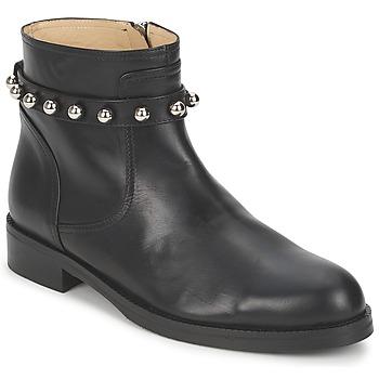 Schuhe Damen Boots Moschino Cheap & CHIC CA21102MOYCE0000 Schwarz