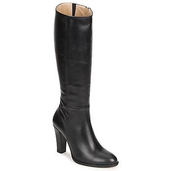 Schuhe Damen Klassische Stiefel Fericelli MAIA Schwarz