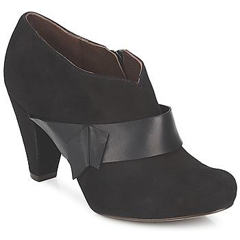 Chaussures Femme Low boots Coclico OTTAVIA Noir