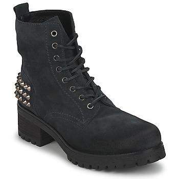 Schuhe Damen Boots JFK SIMAIT Schwarz
