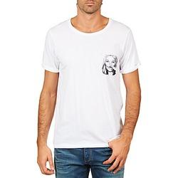 Abbigliamento Uomo T-shirt maniche corte Eleven Paris KMPOCK MEN Bianco