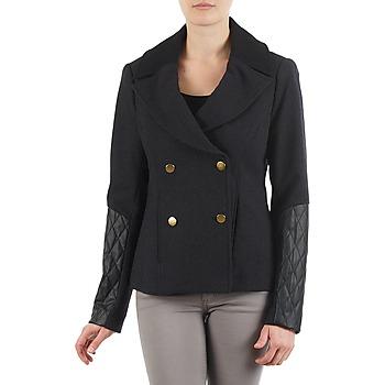 Kleidung Damen Jacken / Blazers Manoukian MEELTON Schwarz