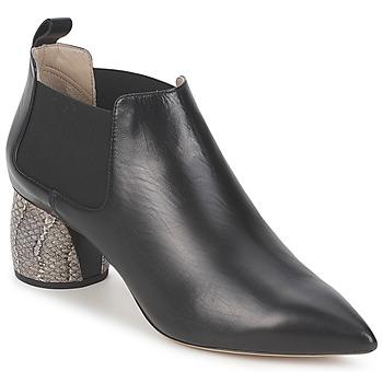 Schuhe Damen Ankle Boots Marc Jacobs EQUATORE Schwarz