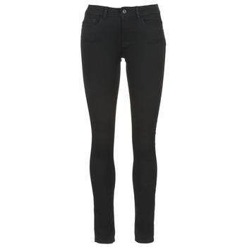 Kleidung Damen Slim Fit Jeans Only SOFT Schwarz