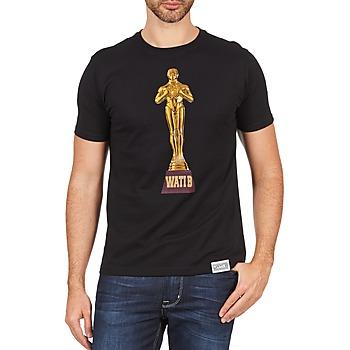 Kleidung Herren T-Shirts Wati B TSOSCAR Schwarz