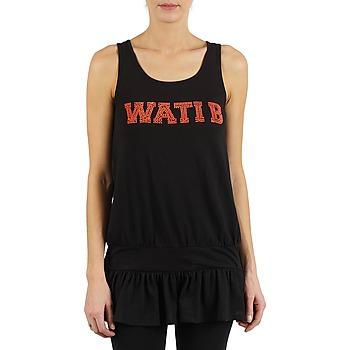 Vêtements Femme Tuniques Wati B TUNIQ Noir
