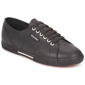 Schuhe Sneaker Low Superga 2950 Schokolade