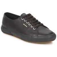 Schuhe Sneaker Low Superga 2750 Schokolade