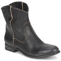 Chaussures Femme Boots n.d.c. SAN MANUEL CAMARRA SLAVATO Noir