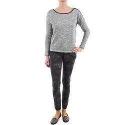 Abbigliamento Donna Pantaloni 5 tasche Esprit superskinny cam Pants woven Kaki