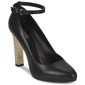 Schuhe Damen Pumps Roberto Cavalli WDS230 Schwarz
