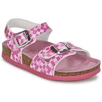 Chaussures Fille Sandales et Nu-pieds Agatha Ruiz de la Prada ANNA Fuschia