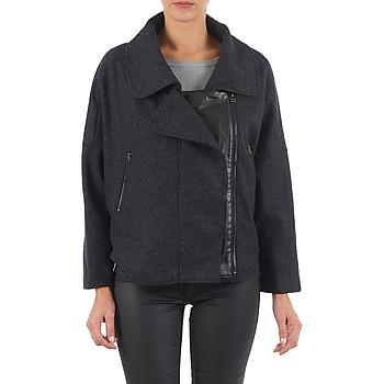 Abbigliamento Donna Giubbotti Color Block 3222271 Nero