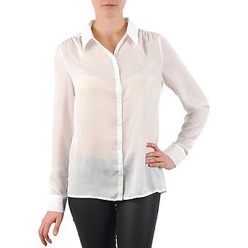 Kleidung Damen Hemden La City OCHEM Weiss