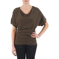 Abbigliamento Donna Maglioni La City PULL BENIS C Kaki
