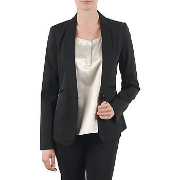 Abbigliamento Donna Giacche / Blazer La City FIDELIS Nero