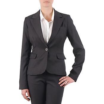 Abbigliamento Donna Giacche / Blazer La City VTANIA Grigio