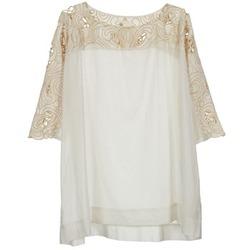 Kleidung Damen Tops / Blusen Stella Forest ATU030 Beige