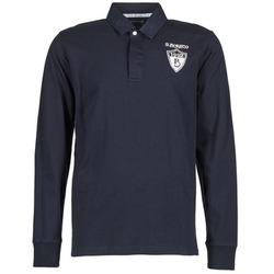 Kleidung Herren Langärmelige Polohemden Serge Blanco RUGBY LEAGUE Marine