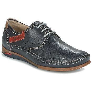Chaussures Homme Derbies Fluchos CATAMARAN Marine