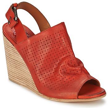 Schuhe Damen Sandalen / Sandaletten OXS SPORT-250 Braun