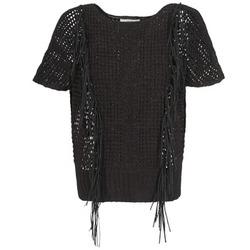 Kleidung Damen Pullover Gaudi SILENE Schwarz