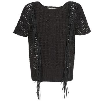Vêtements Femme Pulls Gaudi SILENE Noir