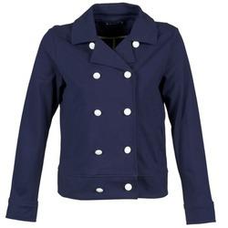 Abbigliamento Donna Giacche / Blazer Petit Bateau FLORINE Marine