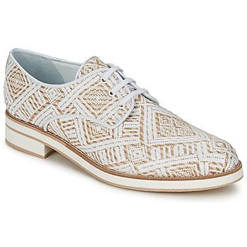 Schuhe Damen Derby-Schuhe Stéphane Kelian HUNA 7 Weiß