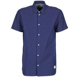 Abbigliamento Uomo Camicie maniche corte Suit DAN S Blu