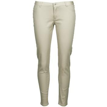 Kleidung Damen 5-Pocket-Hosen Little Marcel PRANTI Beige