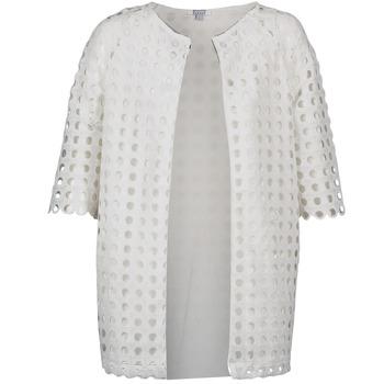 Kleidung Damen Mäntel Brigitte Bardot BB44197 Weiß