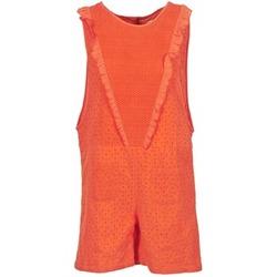 Kleidung Damen Overalls / Latzhosen Brigitte Bardot BB44084 Koralle