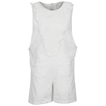 Kleidung Damen Overalls / Latzhosen Brigitte Bardot BB44084 Weiß