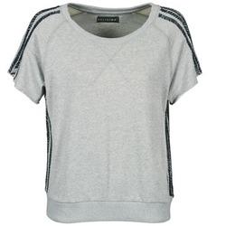 Abbigliamento Donna T-shirt maniche corte Religion B114HRW02 Grigio