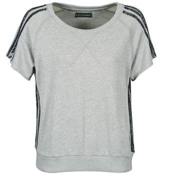 Vêtements Femme T-shirts manches courtes Religion B114HRW02 Gris