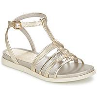 Chaussures Femme Sandales et Nu-pieds Unisa PY Argent