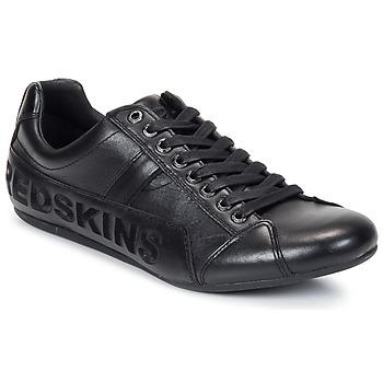 Schuhe Herren Sneaker Low Redskins TONIKO Schwarz